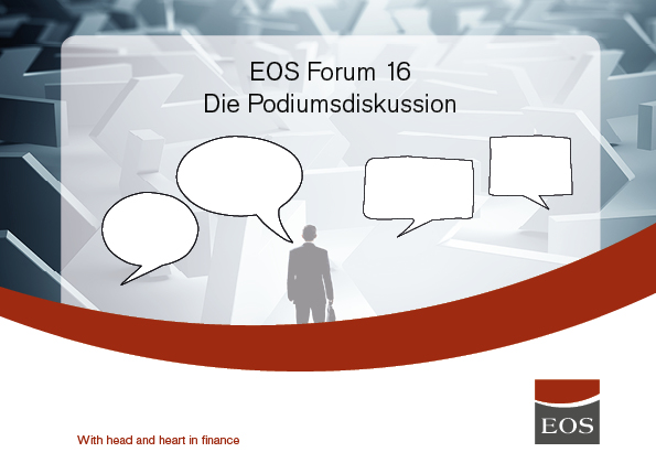EOS Forum Podiumsdiskussion