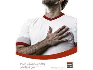 EOS Euro 2016 Gesangsbuch